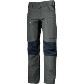 Lundhags Lockne - Pantalones Niños - negro/Oliva